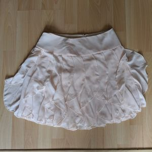 Ruffle party skirt